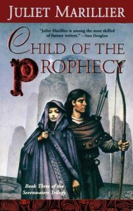 Child of the Prophecy - cover