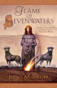 Flame of Sevenwaters - cover