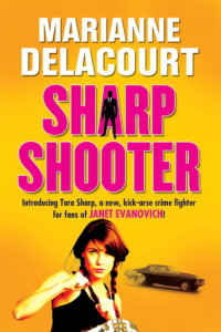 Sharp Shooter - cover