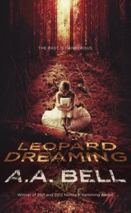 Leopard Dreaming - cover