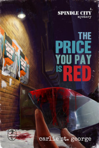 The Price You Pay is Red - cover