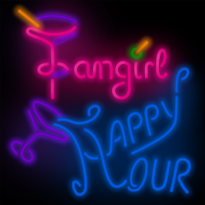Fangirl Happy Hour Icon