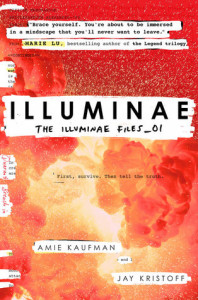 Illuminae - cover