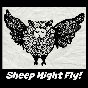 Sheep Might Fly Icon