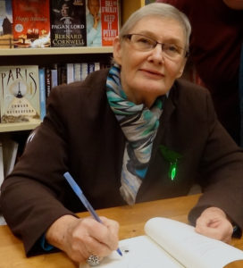 Glenda Larke author photo