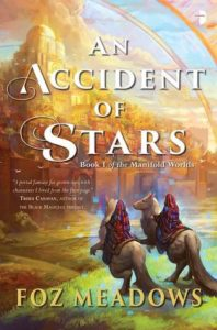 An Accident of Stars - cover