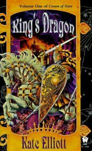 King's Dragon - cover